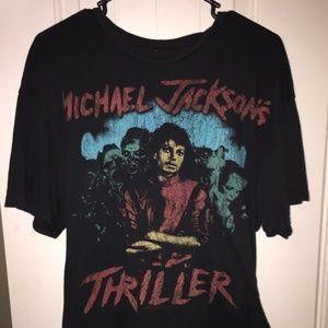 MICHAEL JACKSON'S THRILLER T-Shirt